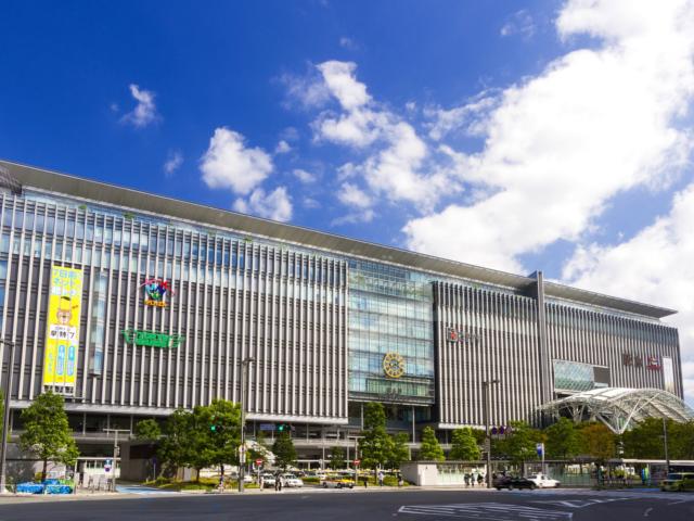 博多駅 「写真提供:福岡市」