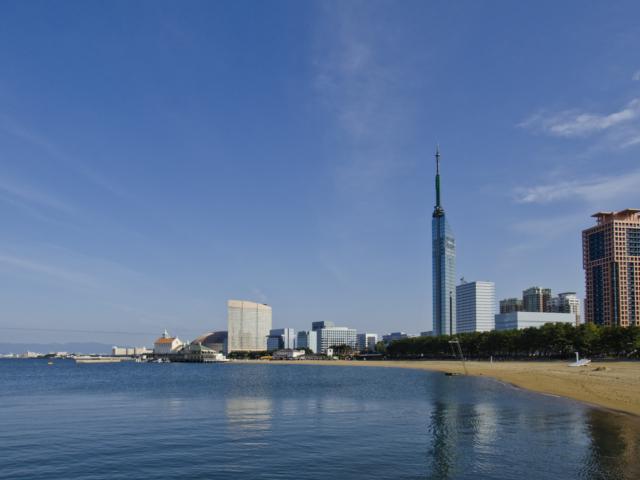 シーサイド百浜 「写真提供:福岡市」