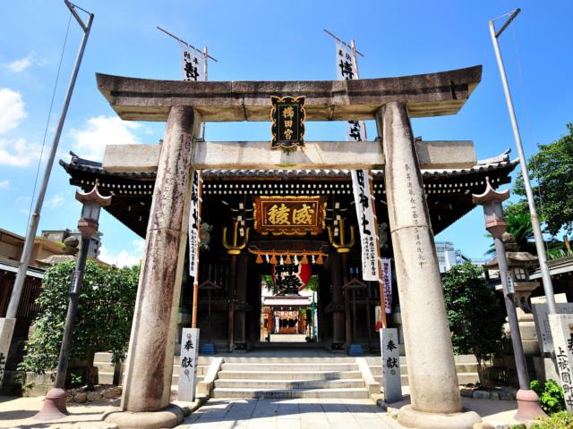 櫛田神社 「写真提供:福岡市」